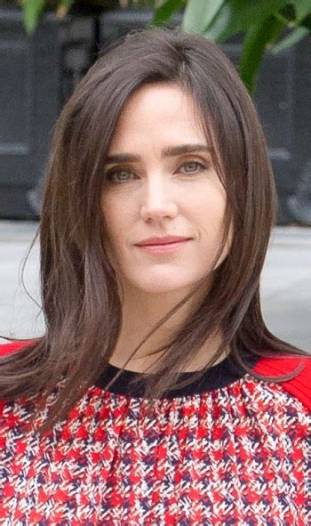 hairstyles jennifer connelly long straight hairstyle