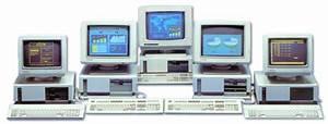 Atari PC | IBM PC Compatible – PCx Series