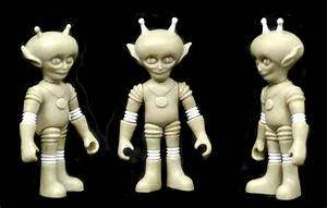 Little Green Men From Mars - Pics about space