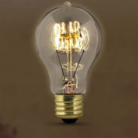 40 watt warm white incandescent vintage a19 feit electric