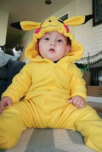Pikachu Costume Complete   The Letter K