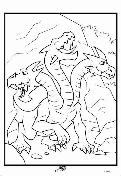 Coloring Pages Alive Crayola Printable Drawing Google