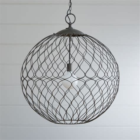 hoyne extra large pendant reviews crate  barrel