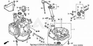Honda Hrm215k3 Hxa  A Lawn Mower  Usa  Vin  Mzbb