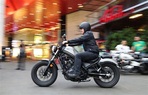 Honda Cmx500 Rebel Modification by Honda Cmx500 Rebel Resmi Hadir Di Bandung Otomotifxtra