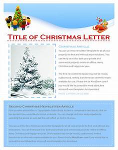 17 christmas newsletter templates free psd eps ai With newsletter free templates on microsoft word