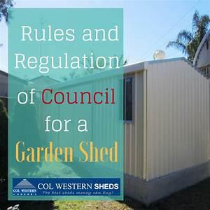 Gardensheds  Worksheds  Rules  Councilapproval