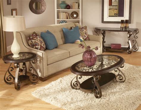 bombay coffee table set standard furniture bombay 3 piece glass top coffee table