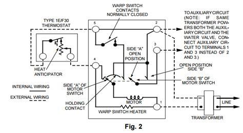 white rodgers 1361 102 wiring diagram zone valve wiring