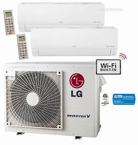Buying Guide For Lg Dual Zone Ductless Split Ac Heat Pump