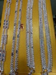 silver anklets  kolkata west bengal suppliers