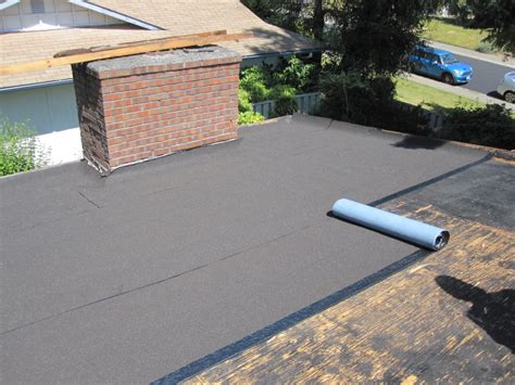 Flat Roof : How Pro Roofing Installs A Flat Roof With Pvc Single Ply