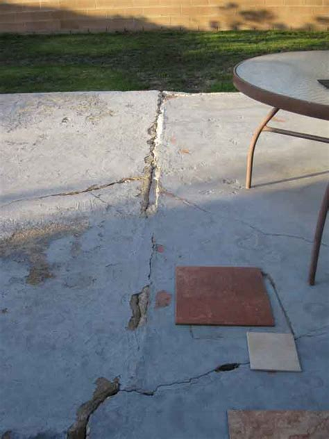 tiling outdoor concrete patio ceramic tile advice forums