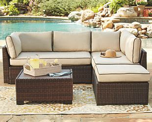 bedroom sets cheap loughran 4 outdoor sectional set furniture