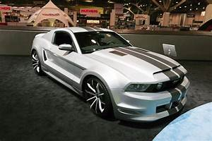 2012 Ford Mustang 5.0 GT By Forgiato Wheels Gallery 424443 | Top Speed