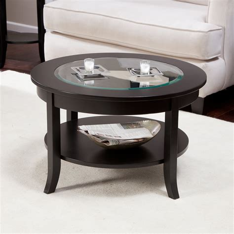 Round Coffee Tables For Your Cozy Seating Area  Traba Homes