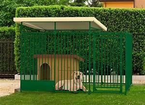 Chenil Extérieur Pour Chien : pourquoi choisir un enclos ou chenil pour chien ~ Melissatoandfro.com Idées de Décoration