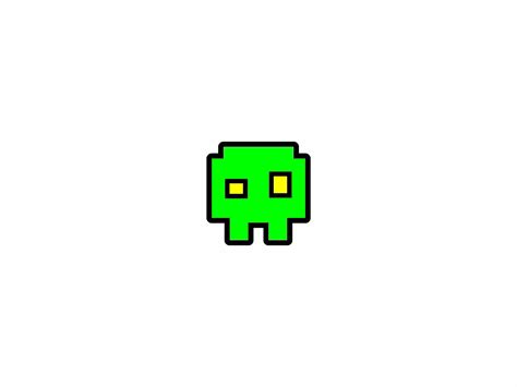 Geometry Dash Icons Pictures To Pin On Pinterest Pinsdaddy