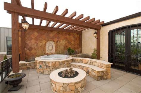 ideas de terrazas  puedes hacer en la azotea de tu casa