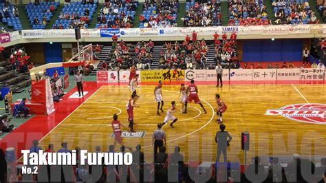 No.2Takumi Furuno (Kumamoto Volters) 3-Point Shot 10 - YouTube