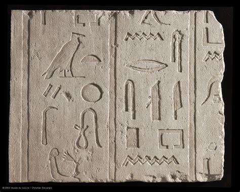 l 233 criture et les signes chez les egyptiens de l antiquit 233 mus 233 e du louvre