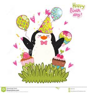template free singing birthday cards as well as happy birthday card background with penguin stock