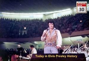 June 30 – Today in Elvis Presley History – Elvis Presley