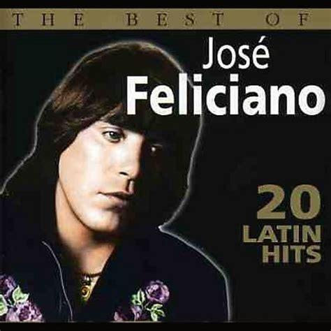 jose feliciano allmusic the best of jos 233 feliciano 20 latin hits jos 233 feliciano