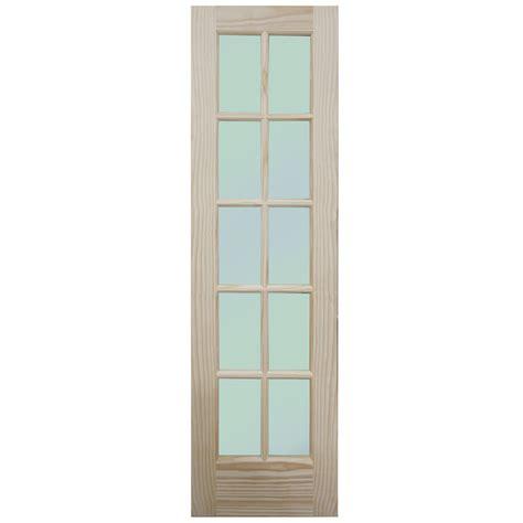24 inch exterior door 24 quot interior door slab bargain outlet