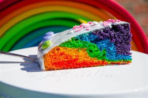 Einfaches Rezept Fuer Regenbogen Eis by Ein Neuer Regenbogenkuchen Rezepte F 252 R Familien