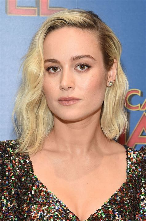 Brie Larson Captain Marvel Screening Celebzz
