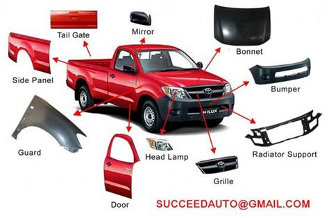 Sell Auto Spare Parts Car Parts Truck Parts(id