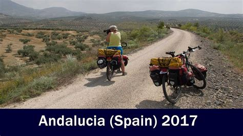 cycling andalucia spain