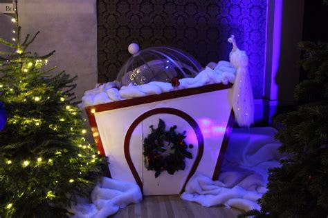 castle howard christmas 2017 angels on high review