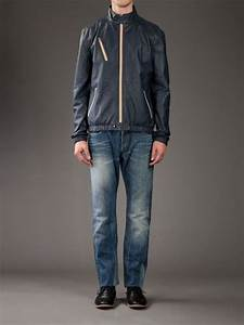 Closed Straight-cut Jeans in Blue for Men | Lyst