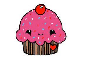 How to Draw a Cute Cupcake   DrawingNow