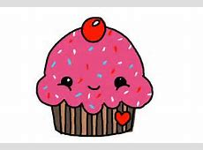 How to Draw a Cupcake DrawingNow