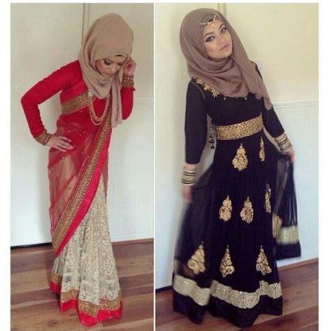 desi hijabi wedding guest black    scarf