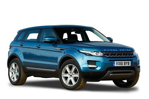Range Rover Evoque Suv Review