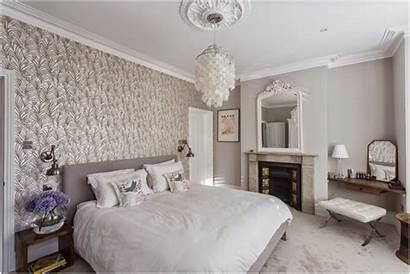 Bedroom Master Victorian Terrace Walls Cornforth Ball