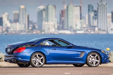 Review Mercedes Sl Class by 2019 Mercedes Sl Class Review Autotrader