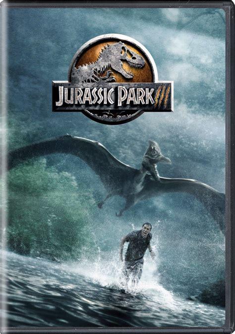 jurassic park cover jurassic park iii dvd release date