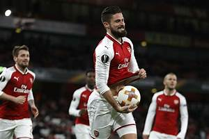 Olivier Giroud eyes Arsenal exit in January - myKhel