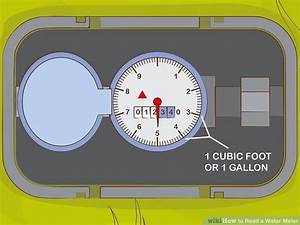 How To Read A Water Meter  14 Steps  With Pictures