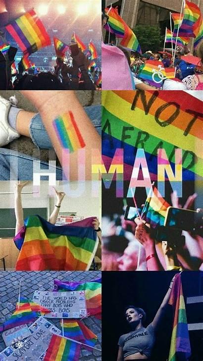 Lgbt Aesthetic Rainbow Wallpaperaccess Pride Wallpapers