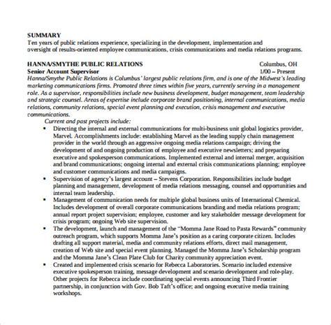 piping supervisor resume pdf sle supervisor resume 12 free documents in pdf word
