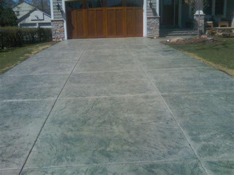 concrete driveway ideas sted concrete driveway idea home exterior ideas pinterest sted concrete driveway