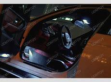 BMW 1 3 5 6 7 Series X5 X6 LED Door Lights Step Courtesy