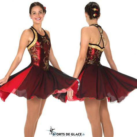 un pat de danse robe danse patinage artistique dynasty sports de glace fr