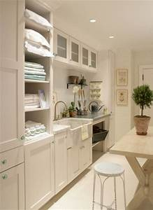 Multi Functional Laundries Farmhouse Laundry Room